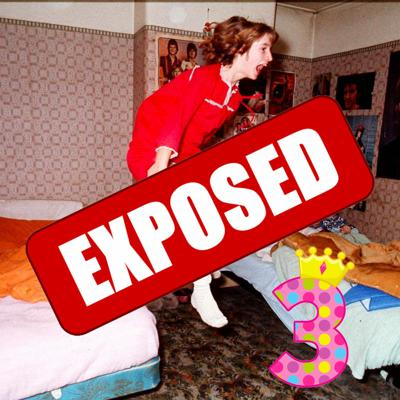 Cover art for Episode 42 - The Enfield Poltergeist #EXPOSED (part three)