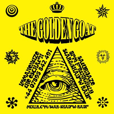 Cover art for The Golden Goat 25 July 2020 Star & Shadow Radio