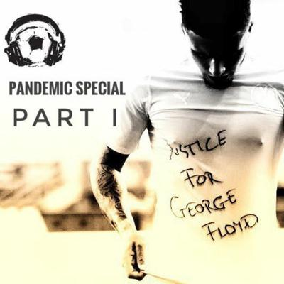 Cover art for Footballcast Pandemic Special - Part I