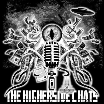 Cover art for The Conspiracy Farm Ep.163 Host of The Higherside Chats Greg Carlwood