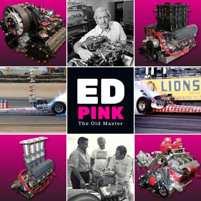 Cover art for Ed Pink E12 Total Seal Piston Rings