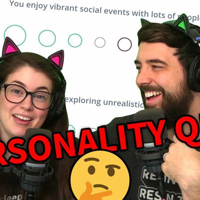 Cover art for #066 Taking a Personality Test