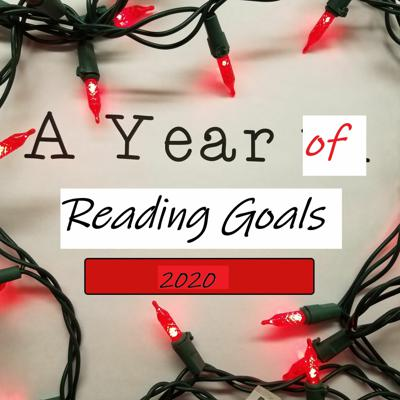 Cover art for Minisode 11 - Reading Goals 2020
