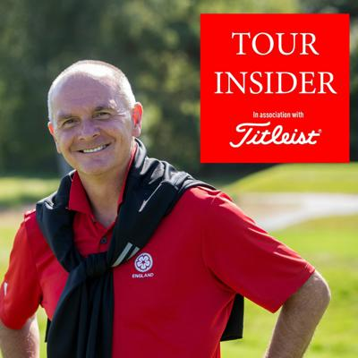 Cover art for England Golf CEO Jeremy Tomlinson + Tour Championship Preview