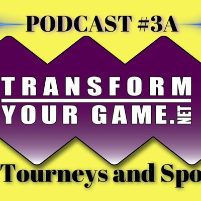 Cover art for TransformYourGame.net Podcast #3A - Character Spoilers Before 3/4