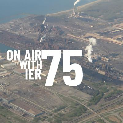 Cover art for On Air with IER #75