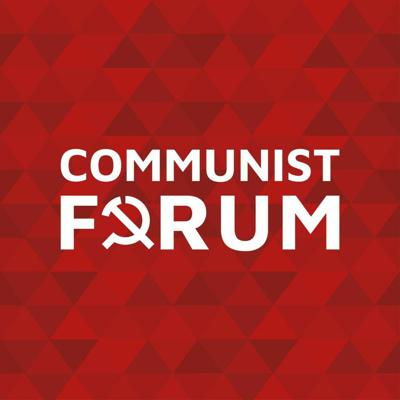 Cover art for Communist Forum - 24 May 2020