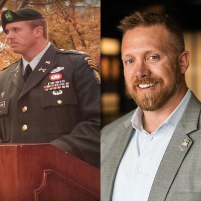 Cover art for EP-239 | Jason Van Camp - Former Green Beret, Current CEO