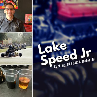 Cover art for Lake Speed Jr. and Keith Jones - E9 - Total Seal Piston Rings