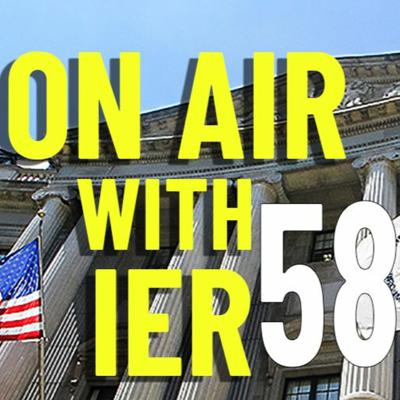 Cover art for On Air with IER #58