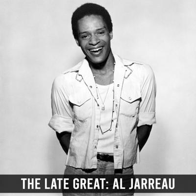 Cover art for The Late Great: Al Jarreau