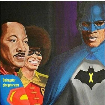 Cover art for A NIGHTMARE ON MARTIN LUTHER KING JR. BOULEVARD