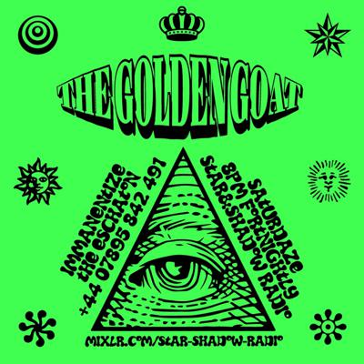 Cover art for The Golden Goat 8 August 2020 Star & Shadow Radio