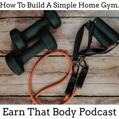 Cover art for #190.5 How To Build A Simple Home Gym