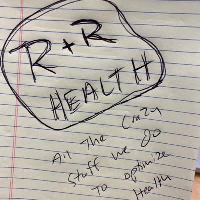 Cover art for Part 4 Follow Up - R+R Health Notes