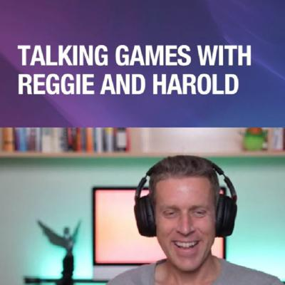 Cover art for Talking Games With Reggie And Harold With Geoff Keighley Episode 3