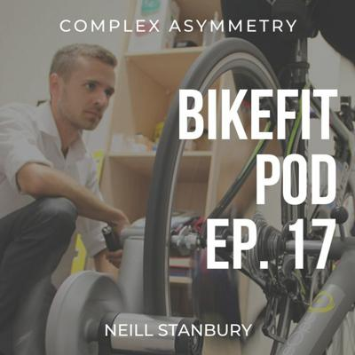 Cover art for Ep. 17: Complex Asymmetry in Cycling with Neill Stanbury
