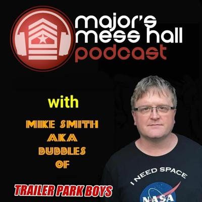 Cover art for Major's Mess Hall - Episode 126 - Mike Smith