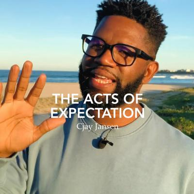 Cover art for The Act of Expectation