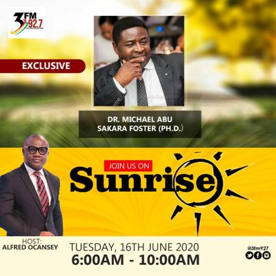 Exclusive With Dr. Abu Sakara On Current Issues In Ghana