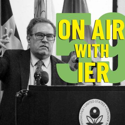Cover art for On Air with IER #59