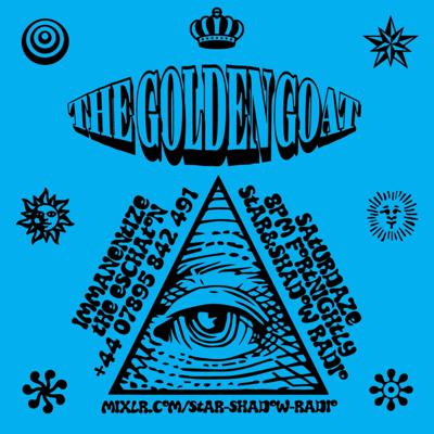 Cover art for The Golden Goat 22 August 2020 Star & Shadow Radio