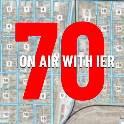Cover art for On Air with IER #70