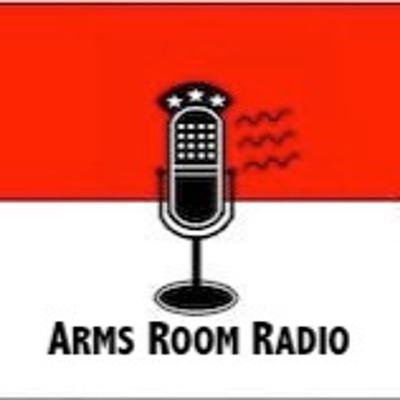 Cover art for ArmsRoomRadio 05.30.20 SpaceX and Minnesota