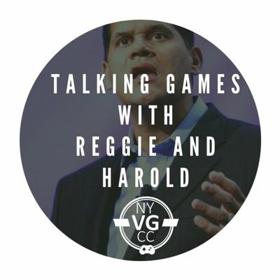 Cover art for Talking Games With Reggie And Harold Episode 1