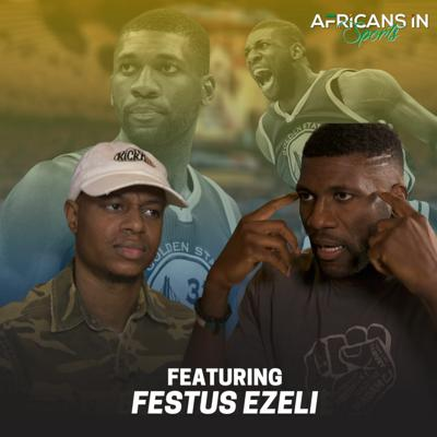 Cover art for AIS S2E4 - NBA Champion Festus Ezeli Teaches Us That Nothing Is Impossible