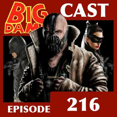 Cover art for Muffled Crab Mouth: NOLAN'S KNIGHT, Part 2 (#BigDamnCast 216)