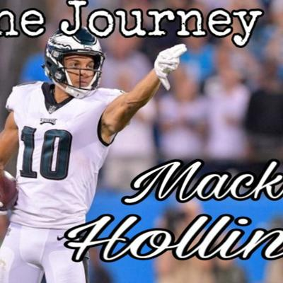 Cover art for The Journey Mack Hollins