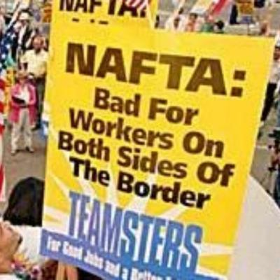 Cover art for Ep 192: NAFTA Horrors in Mexico; Shaking Up The Florida Democratic Party; Bezos Dissembles