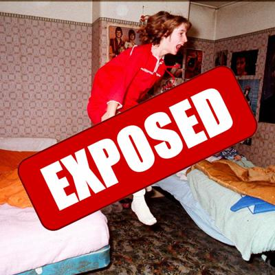 Cover art for Episode 40 - The Enfield Poltergeist #EXPOSED (part one)