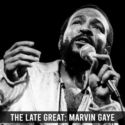 Cover art for The Late Great: Marvin Gaye