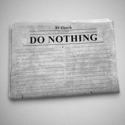 Cover art for Do Nothing | Abide | 7 Daily Practices for God's Presence