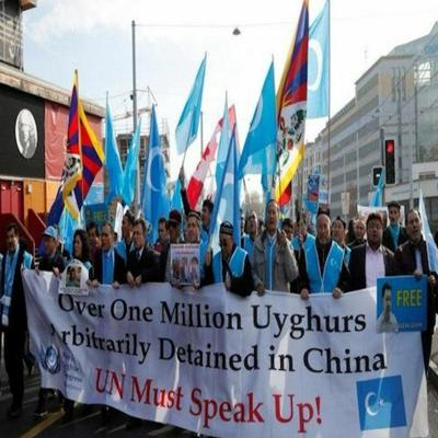 Cover art for Ep 191: Uyghurs Are The Slave Labor For Global Companies; Tax Dodgers Love to Knee-Cap the IRS