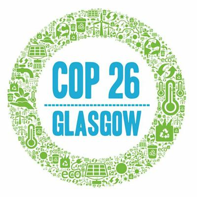 Cover art for Looking Ahead to COP-26: A Conversation with Kelley Kizzier