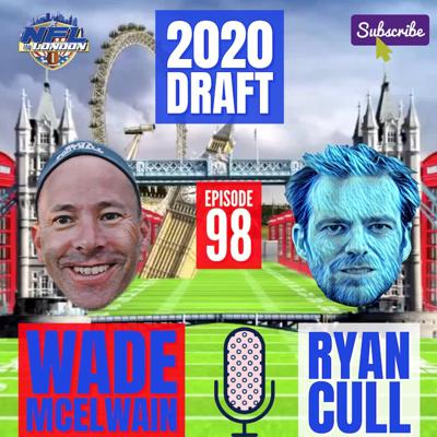 Cover art for 2020 Draft-Ep 98