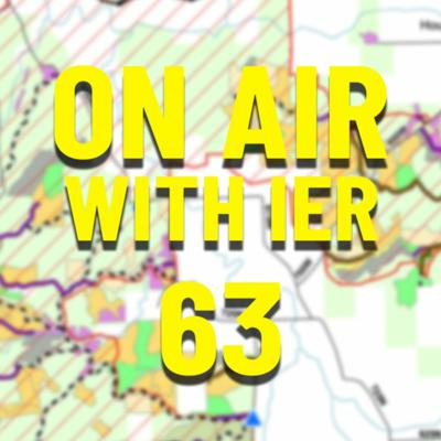 Cover art for On Air with IER #63