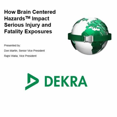 Cover art for How Brain-Centered Hazards Impact Serious Injury and Fatality Exposures