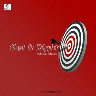 Cover art for Get It Right ( How God Answers Prayers )