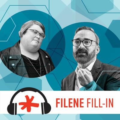 Cover art for Filene Fill-In Ep. 66: Managing Misinformation in the Midst of a Pandemic