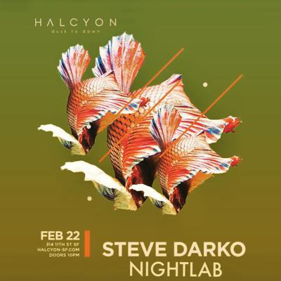 Cover art for LIVE FROM HALCYON SF REC-2020-02-22