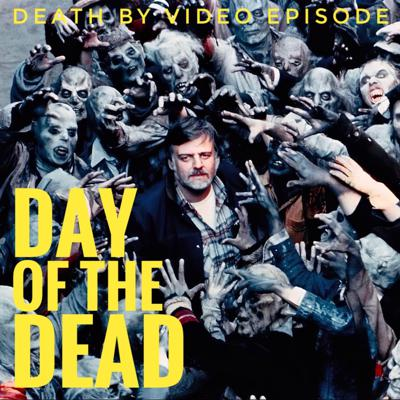 Cover art for DBV83! DAY OF THE DEAD!!!!