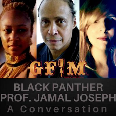 Cover art for The Black Panthers in the Current Era - Prof. Jamal Joseph, Samaria Graham, Dr. Gin Love Thompson