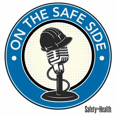Cover art for On the Safe Side Episode #7: COVID-19 and mental health concerns