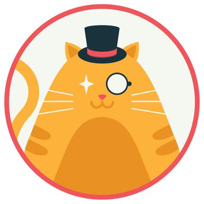 Cat with Monocle Podcast