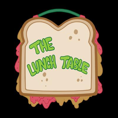 Listen to The Lunch Table Podcast, new debates/interviews every Friday.