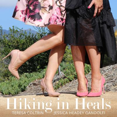 Hiking In Heals
